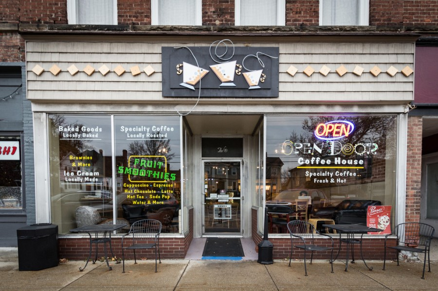 Non Profit Coffee Shop With TastyTreats