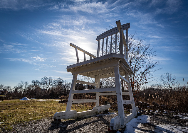 Giant Rocking Chair in Ohio Makes For A Fun Roadtrip Detour