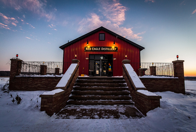 The Red Eagle Distillery: An Authentic Distillery in the Heart of Wine Country