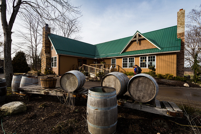 Hundley Cellars: A Winery With Cozy Rustic Charm