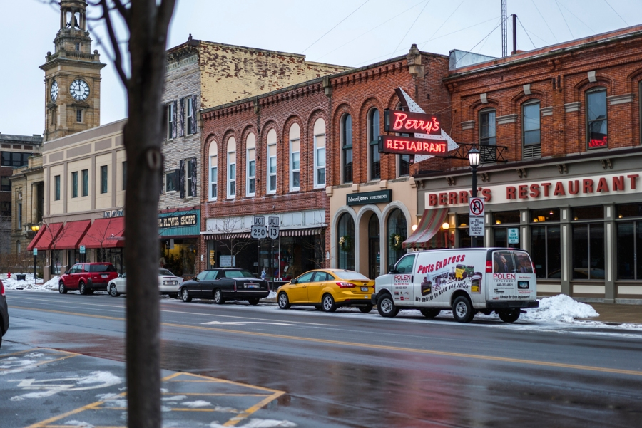 Berry S Restaurant The Gem Of Historic Norwalk Ohio