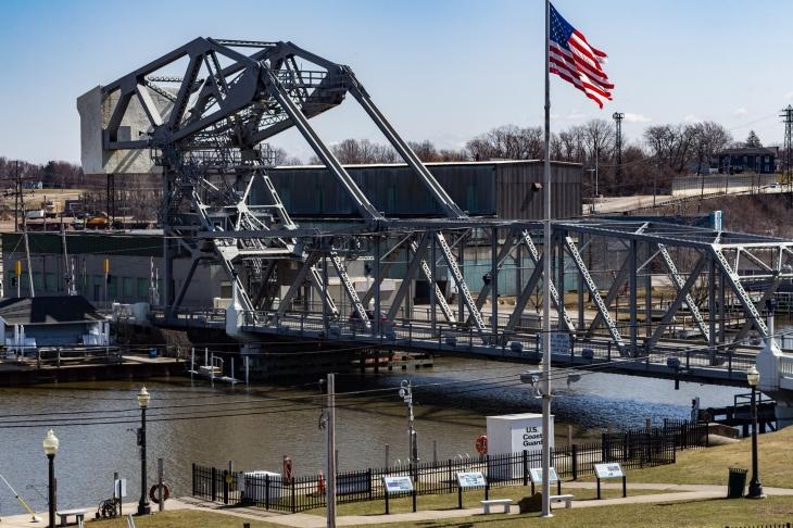 Bridge Street Lift Bridge