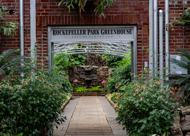 Free Rockefeller Park Greenhouse: An Urban Oasis in Downtown Cleveland